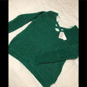 NWT Hippie Rose Sweater